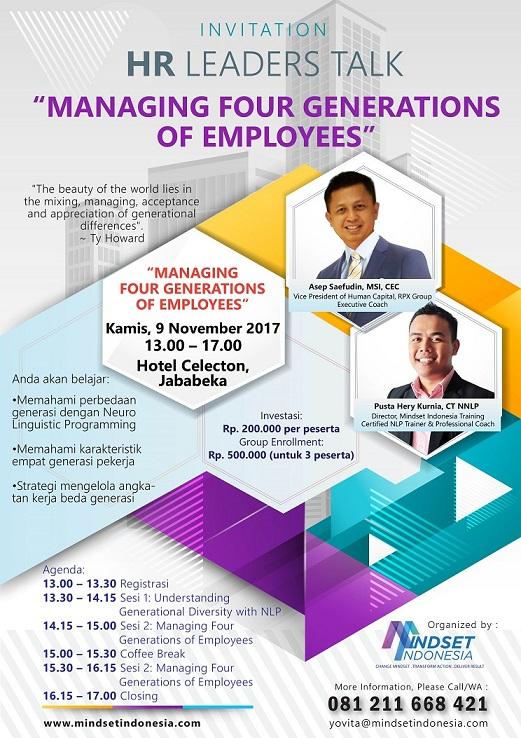 HR leaders talk