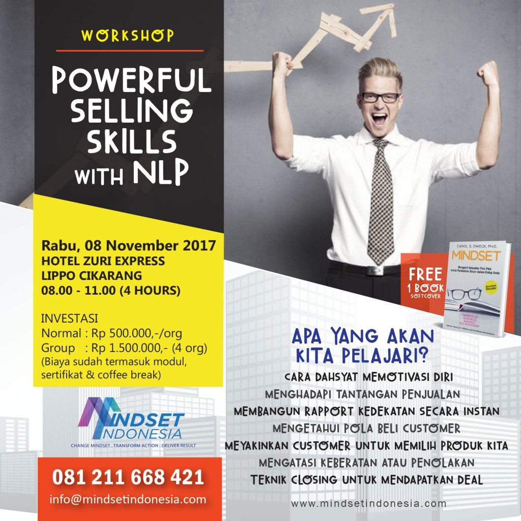 selling NLP-yovita
